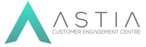 ASTIA logo.